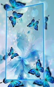3D Butterfly Flower скриншот 4