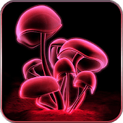 Гриб 3D logo