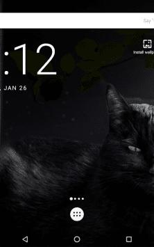 Милая черная скриншот 3