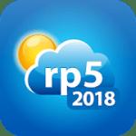 Погода рп5 (2018)