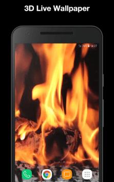 Реальный огонь скриншот 1