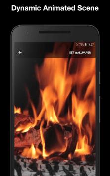 Реальный огонь скриншот 2