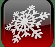 Снежинка 3D logo