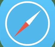 Surf Browser logo