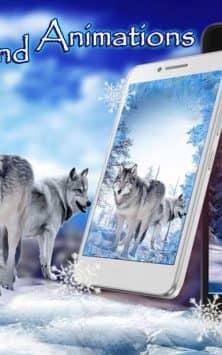Волки Зима скриншот 1