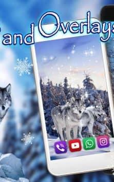 Волки Зима скриншот 2