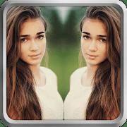 Зеркало фоторедактор: производитель фото коллаж logo
