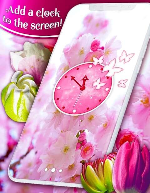 3D Blossoms скриншот 4