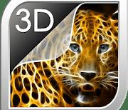 3D живые обои logo