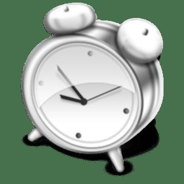I Can't Wake Up! Alarm Clock logo