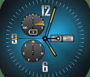 Фон Часы Обои logo