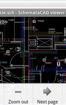 SchemataCAD viewer DWG/DXF скриншот 2