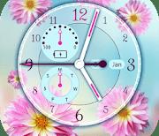 Цветочные Часы logo