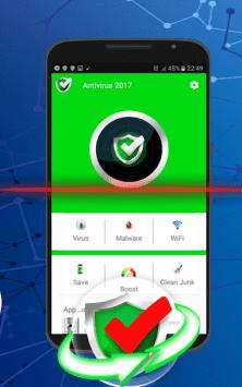 Anti malware - Malware scanner,App Locker,Cleaner скриншот 1