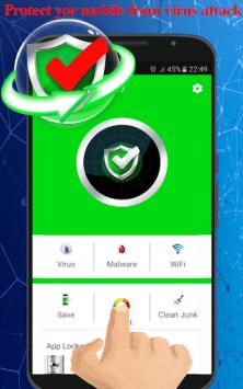 Anti malware - Malware scanner,App Locker,Cleaner скриншот 2