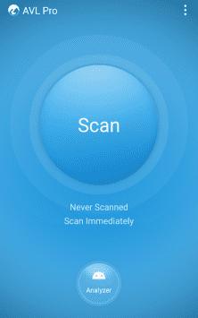 AVL Pro Antivirus & Security скриншот 1