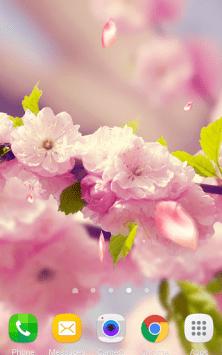 Цветы 3D скриншот 2