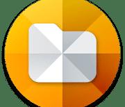 Диспетчер файлов Moto logo