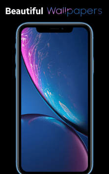 Wallpapers for iPhone Xs Xr Wallpaper Phone X max скриншот 1