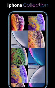 Wallpapers for iPhone Xs Xr Wallpaper Phone X max скриншот 3