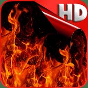 Огонь HD видео logo