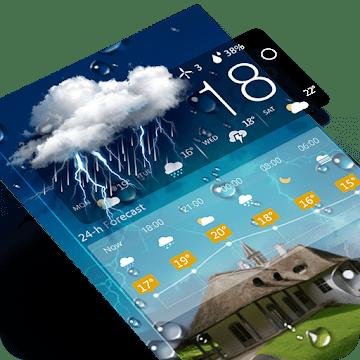 Погода – Weather logo