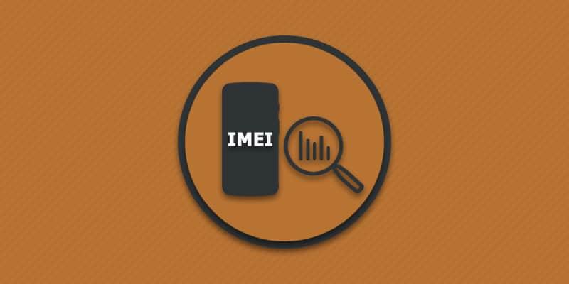Проверка смартфона через IMEI.