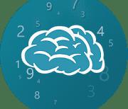 Упражнения для мозга - математические задачи, пазл logo