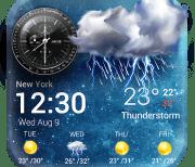 Виджет прогноза погоды logo