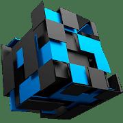 3D-обои logo