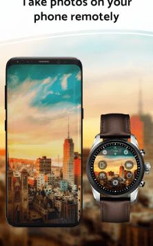 Camera Remote: Wear OS, Galaxy Watch, Gear S3 App скриншот 2