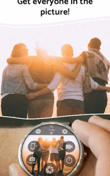Camera Remote: Wear OS, Galaxy Watch, Gear S3 App скриншот 3