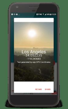 GPS/Glonass координаты скриншот 3