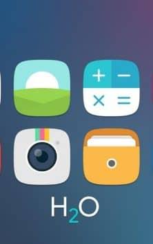 H2O Free Icon Pack скриншот 1