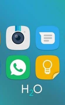 H2O Free Icon Pack скриншот 2