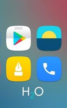 H2O Free Icon Pack скриншот 3