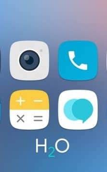 H2O Free Icon Pack скриншот 4