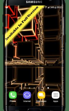 Infinity Parallax Cubes 2 3D скриншот 3