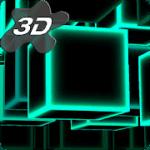 Infinity Parallax Cubes 2 3D