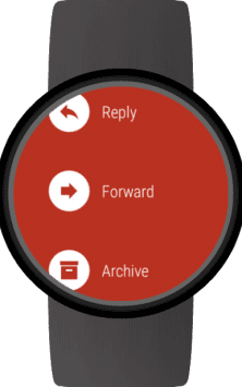 Mail for Wear OS (Android Wear) & Gmail скриншот 4