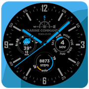 Marine Commander Watch Face for WearOS logo
