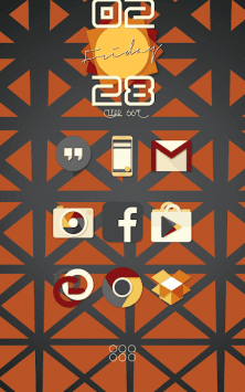 Saturate - Free Icon Pack скриншот 3
