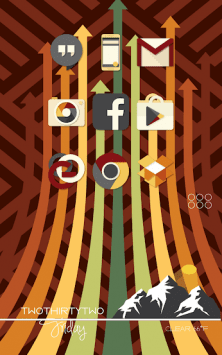 Saturate - Free Icon Pack скриншот 4