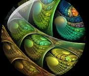 Абстракция 3D logo