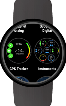 GPS Tracker for Wear OS (Android Wear) скриншот 2