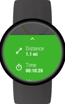 GPS Tracker for Wear OS (Android Wear) скриншот 4