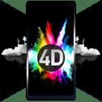 Движущиеся фоны 4D - GRUBL ™