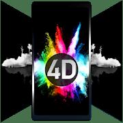 Движущиеся фоны 4D - GRUBL ™ logo