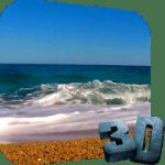 Море видео обои
