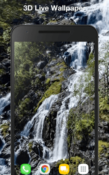 Настоящий водопад скриншот 1